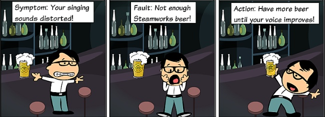 Beer Joke