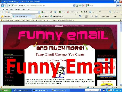 Funny Email Forwards - Funny Emails To Send - Funny Email Things