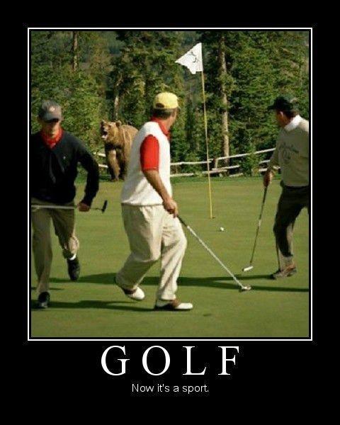 Good Morning Singing In The Rain Meme : Golf jokes