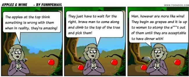>funny comics</div> <hr style=